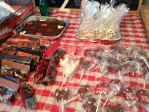 diy farm theme desserts and favors