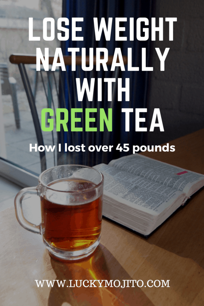 How To Lose Weight Naturally Drinking Green Tea
