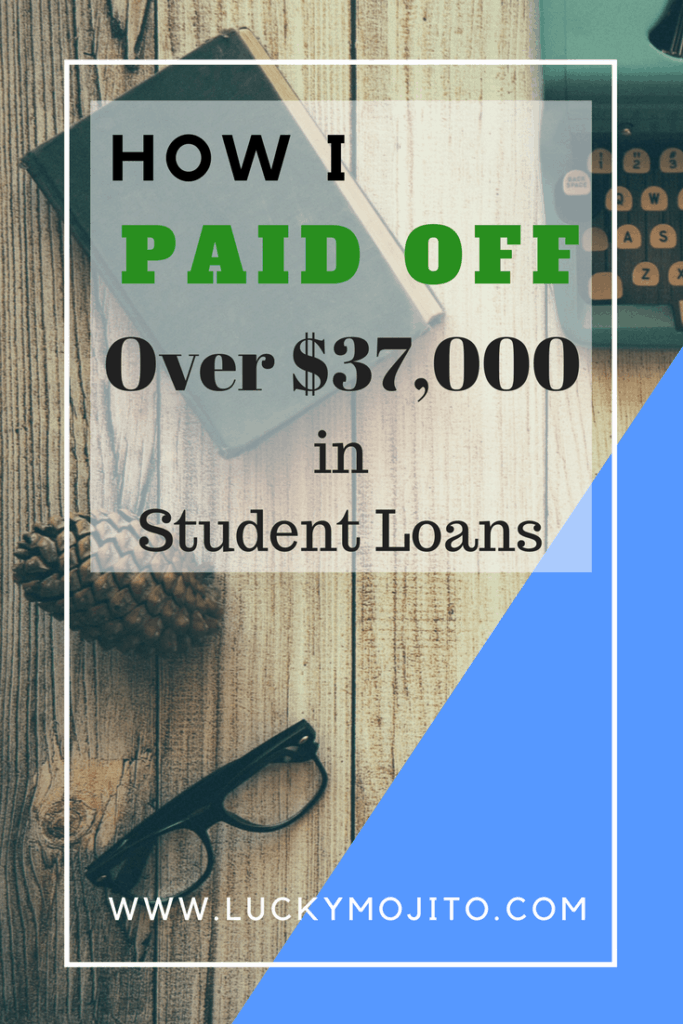 payoff student loans
