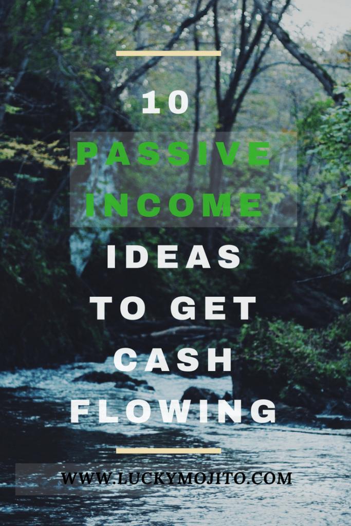 passive income ideas list