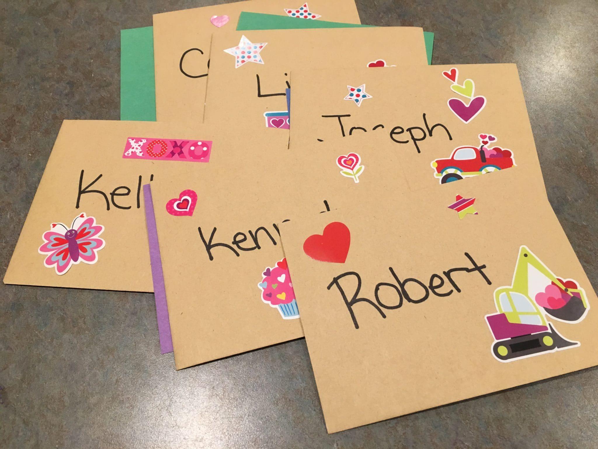 Handmade Valentine's Day Cards graphic