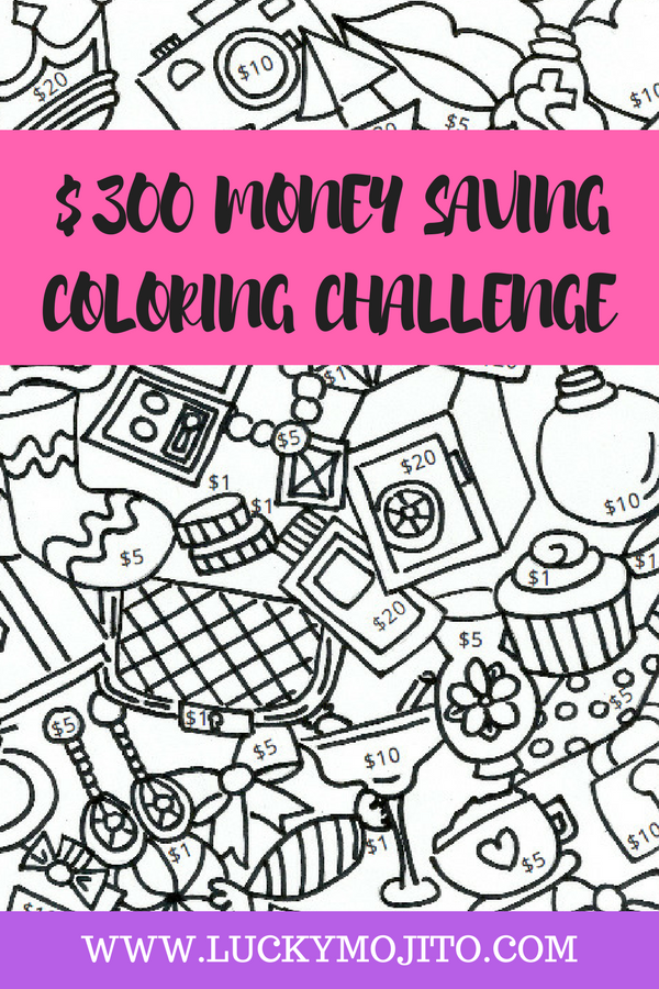savings coloring pages-#4