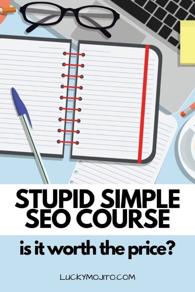 Stupid Simple SEO Course Review: Outrank Your Competitors